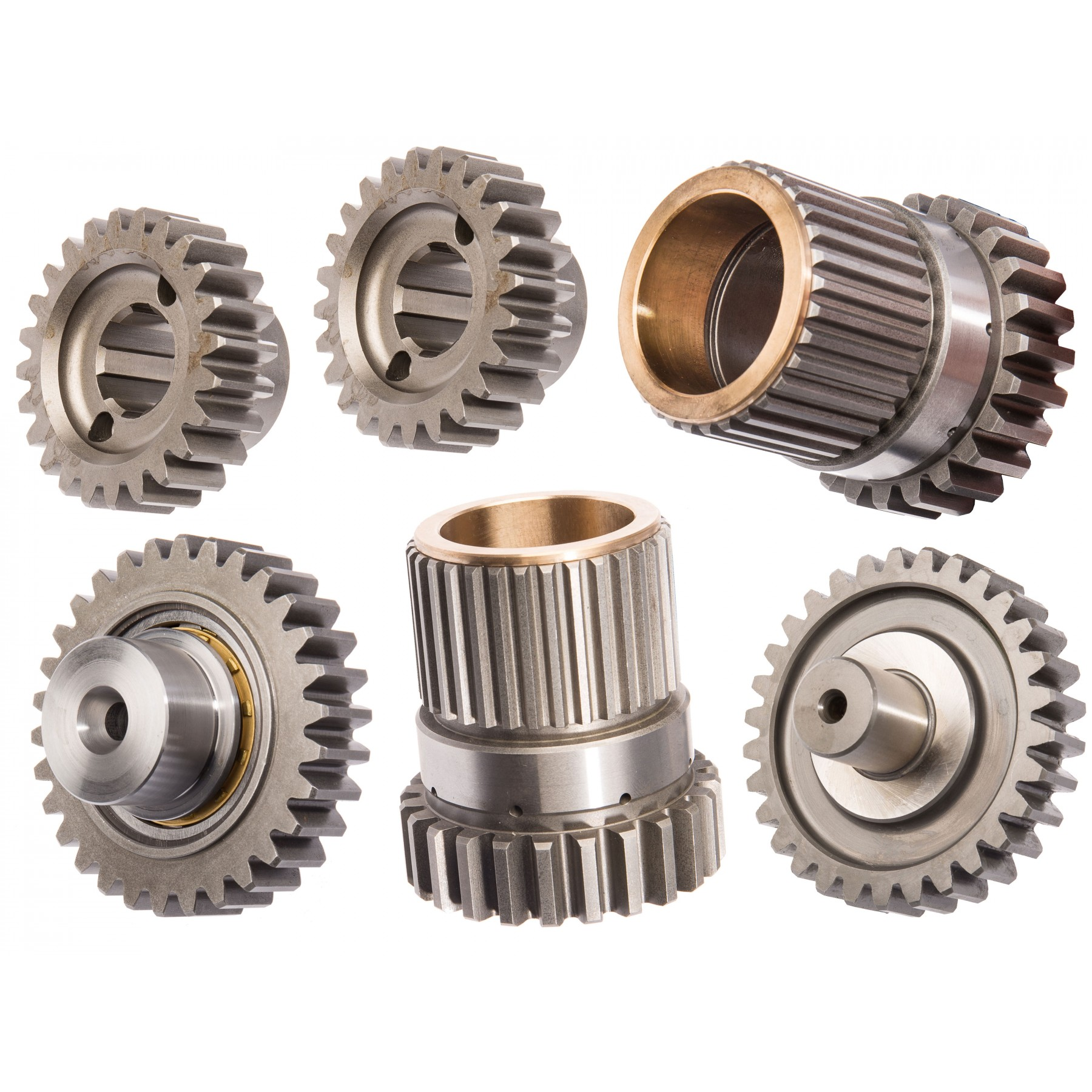 MED S/C DROP GEARS - INDIVIDUAL