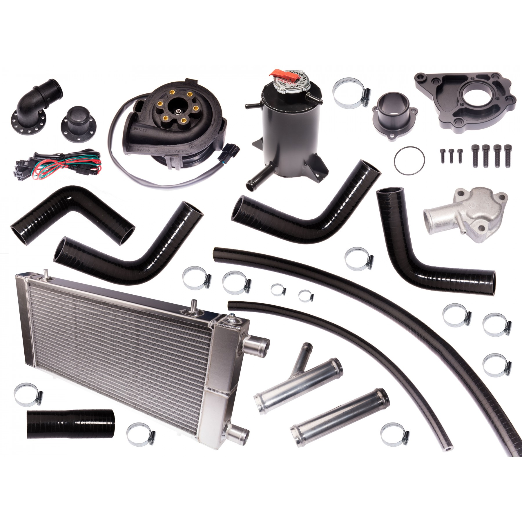 MED RACING ELECTRIC COOLANT KIT