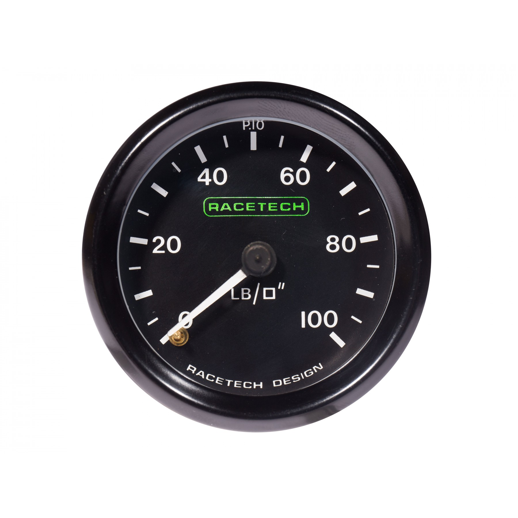 RACETECH 52MM OIL PRESSURE GAUGE