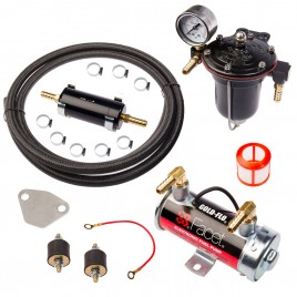 COMPETITION FUEL SYSTEM KIT - WEBER
