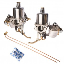 TWIN H4 SU CARBURETTOR SET