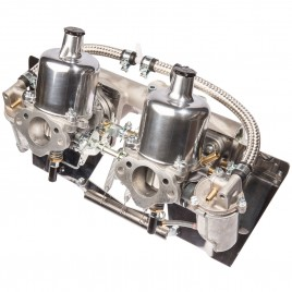 TWIN HS4 SU CARBURETTOR SET