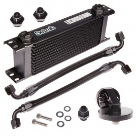 MED RACE OIL COOLER KIT