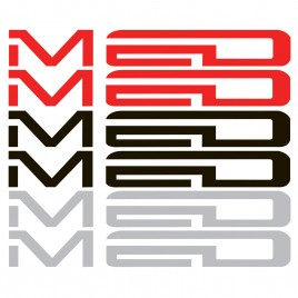 MED STICKER PACK - SMALL