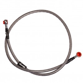 LEFT-HAND-DRIVE BRAIDED CLUTCH HOSE