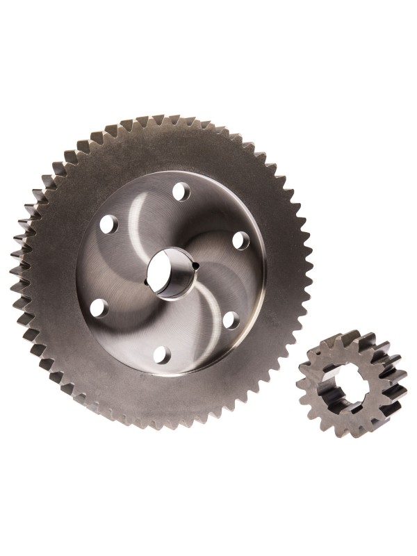 MED S/C CROWN WHEEL & PINION