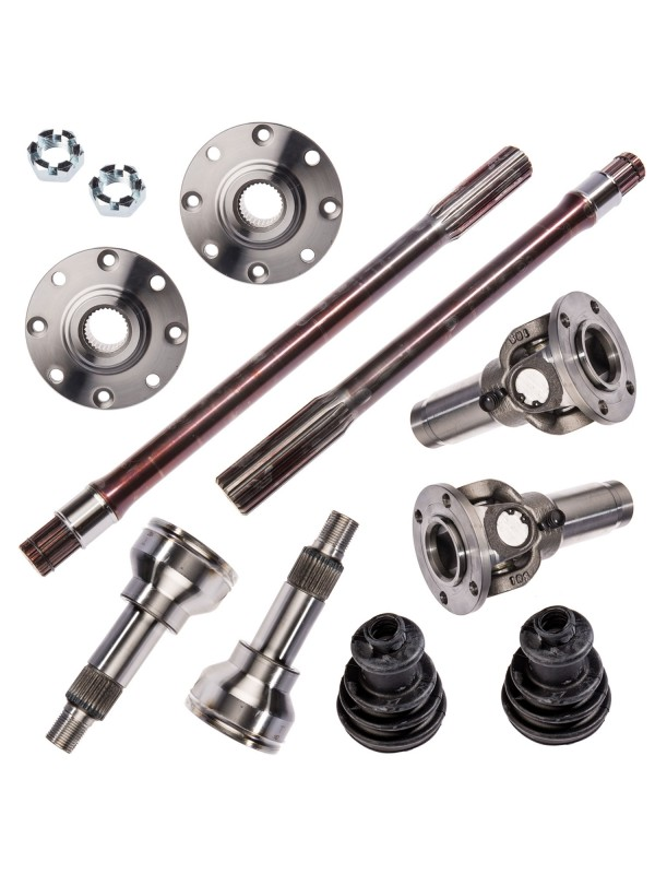 MED COMPETITION DRIVESHAFT KIT