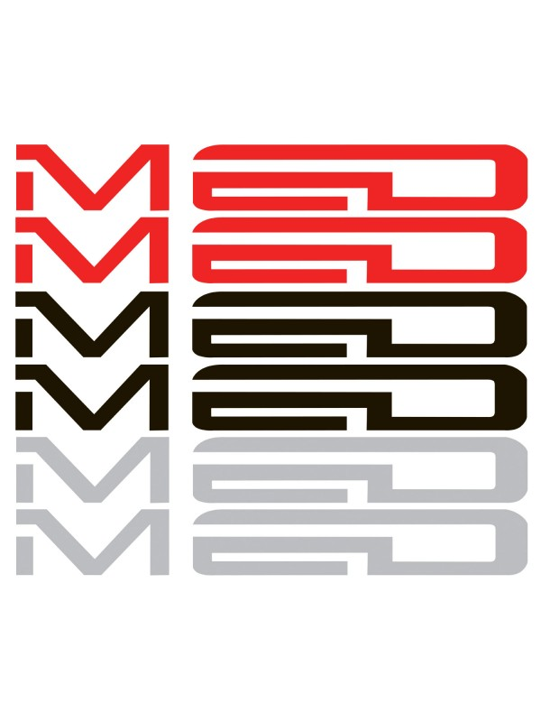 MED STICKER PACK - LARGE