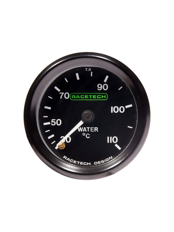 RACETECH 52MM WATER TEMP GAUGE